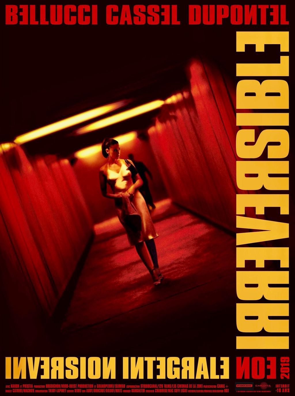 Irréversible (Inversion intégrale) - Film (2020)
