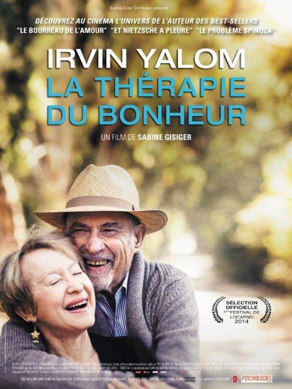 Irvin Yalom, la thérapie du bonheur - Documentaire (2015)