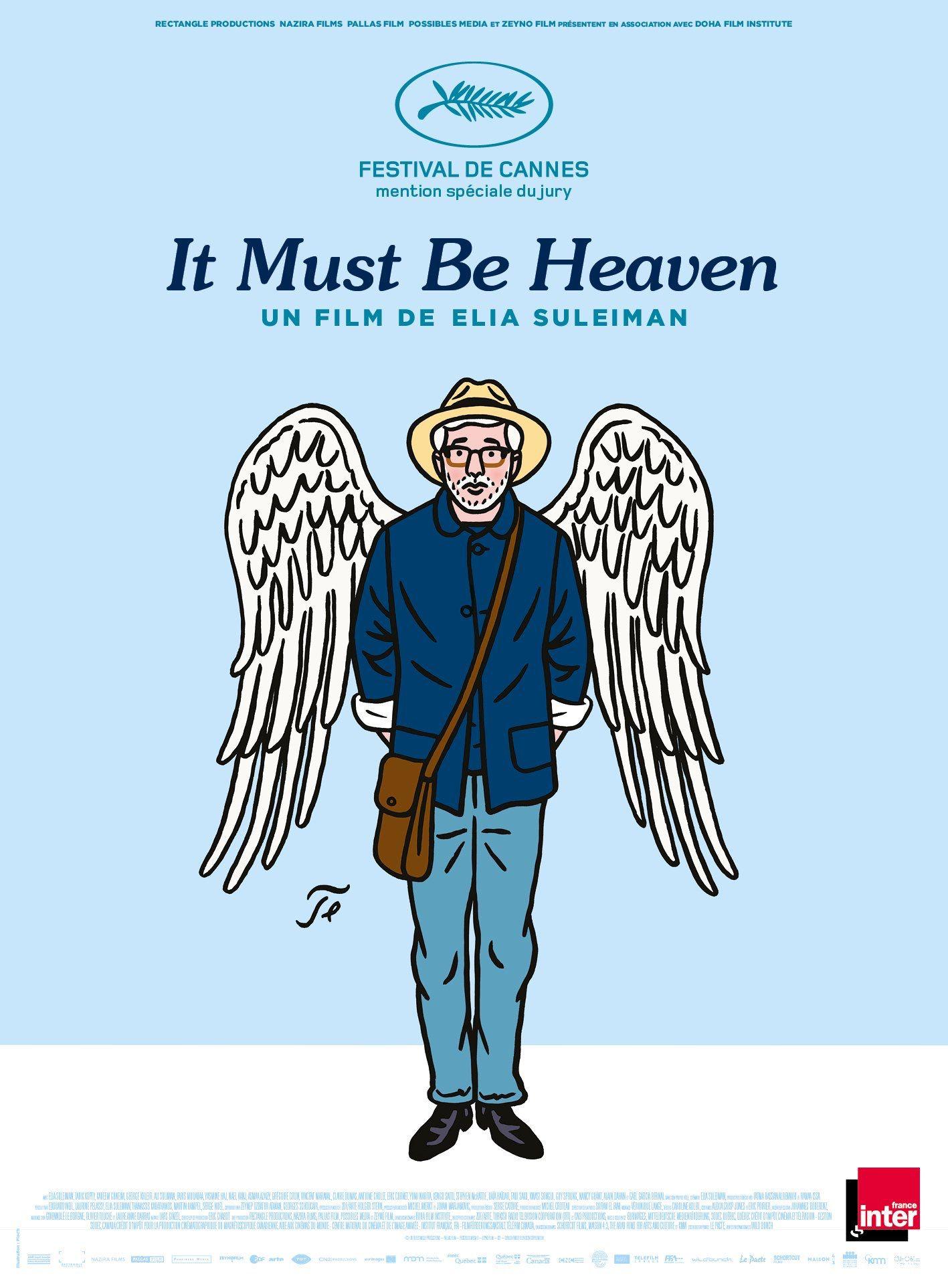 It Must Be Heaven - Film (2019)