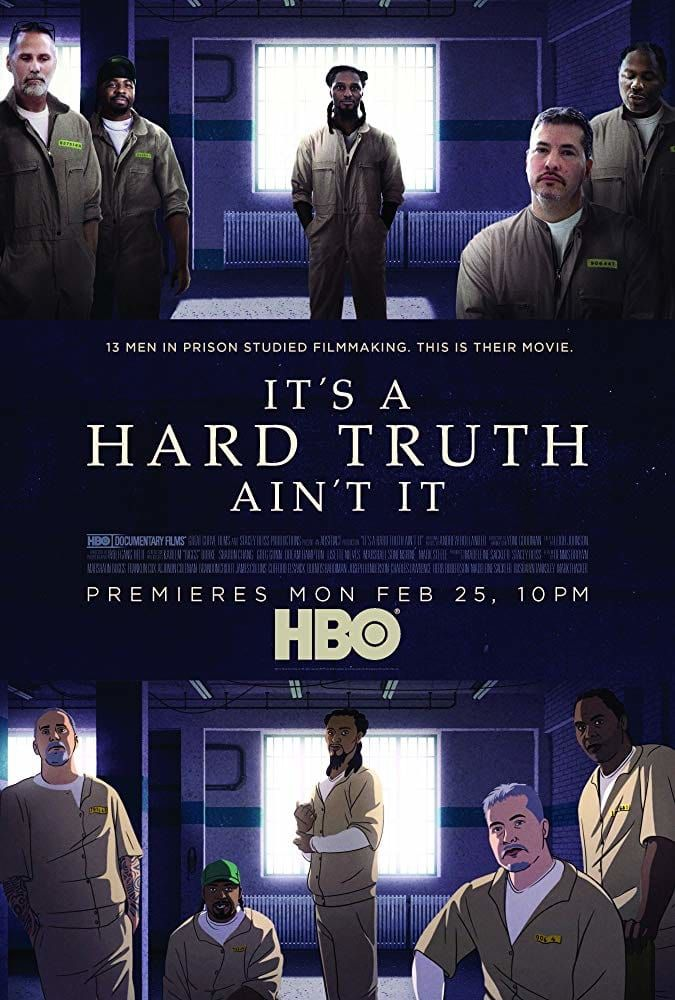 It's A Hard Truth Ain't It - Documentaire (2018)