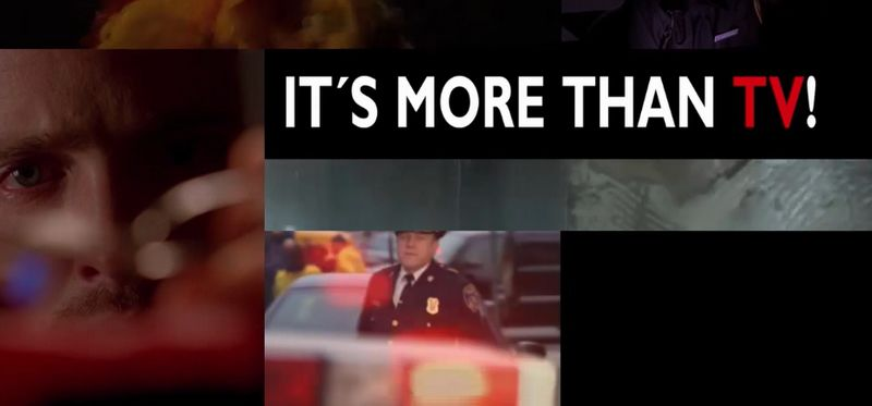 It´s more than TV ! - Documentaire (2013)