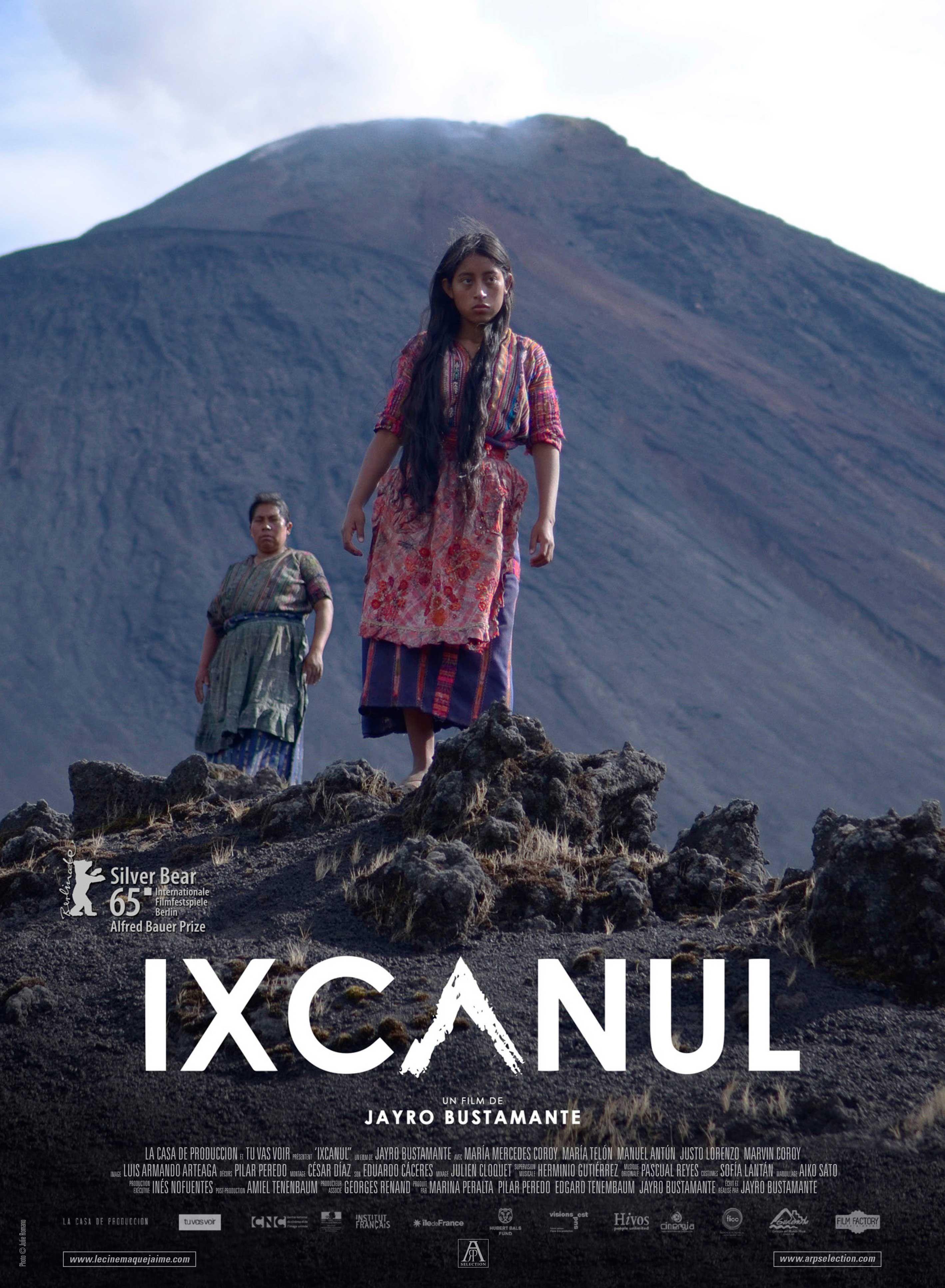 Ixcanul - Film (2015)