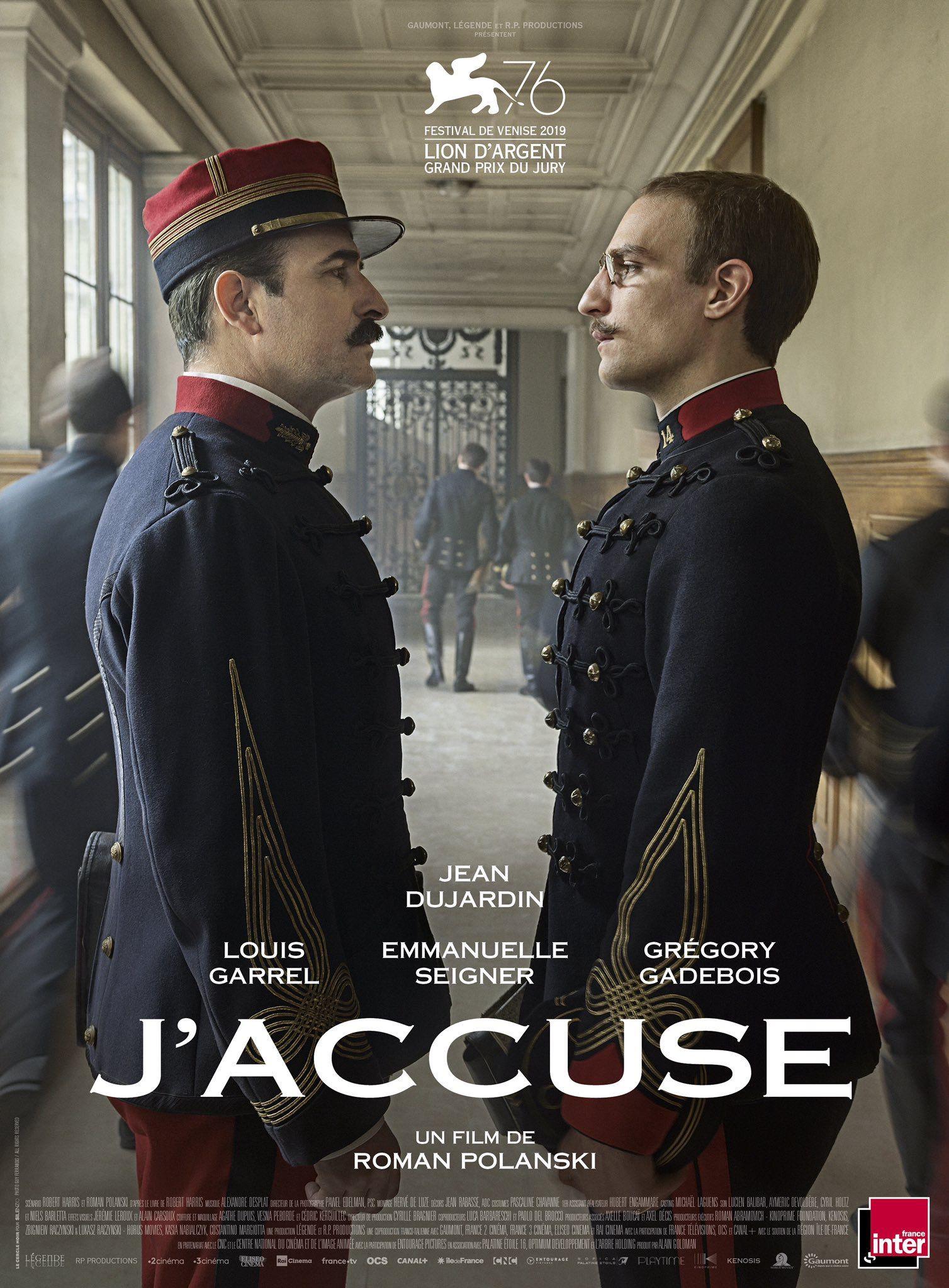 J'accuse - Film (2019)