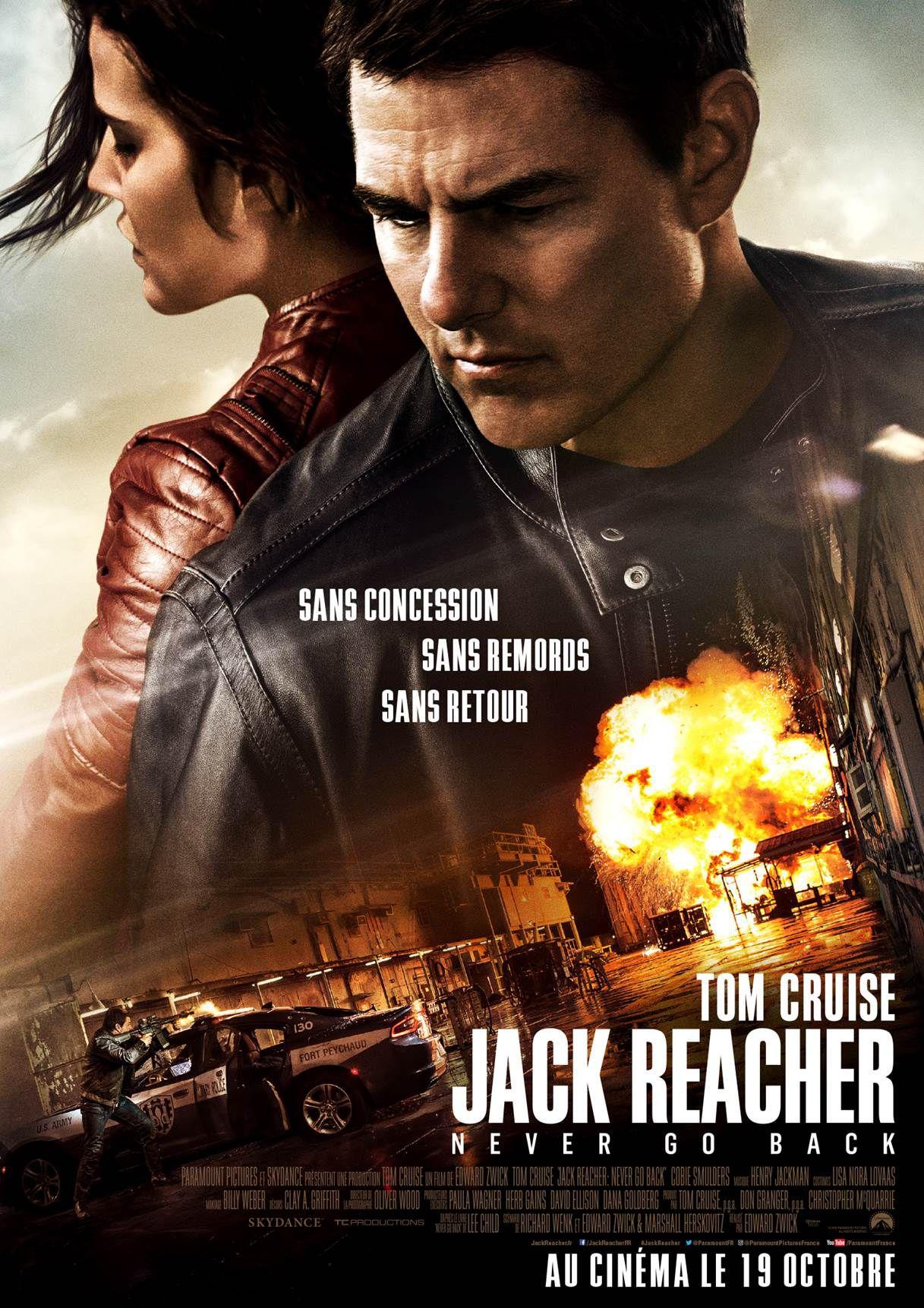 Jack Reacher : Never Go Back - Film (2016)
