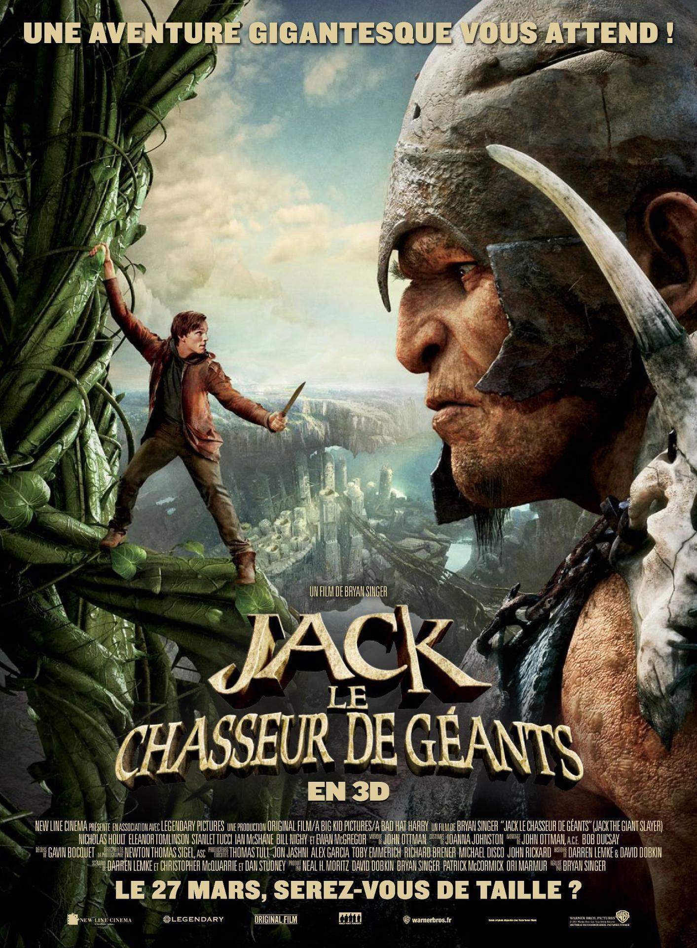 Jack le chasseur de géants - Film (2013)