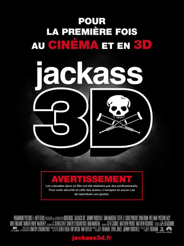 Jackass 3D - Film (2010)