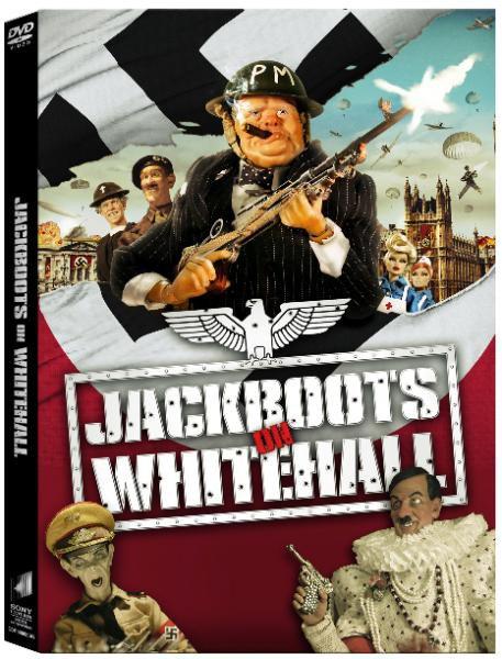 Jackboots on Whitehall - Film (2007)