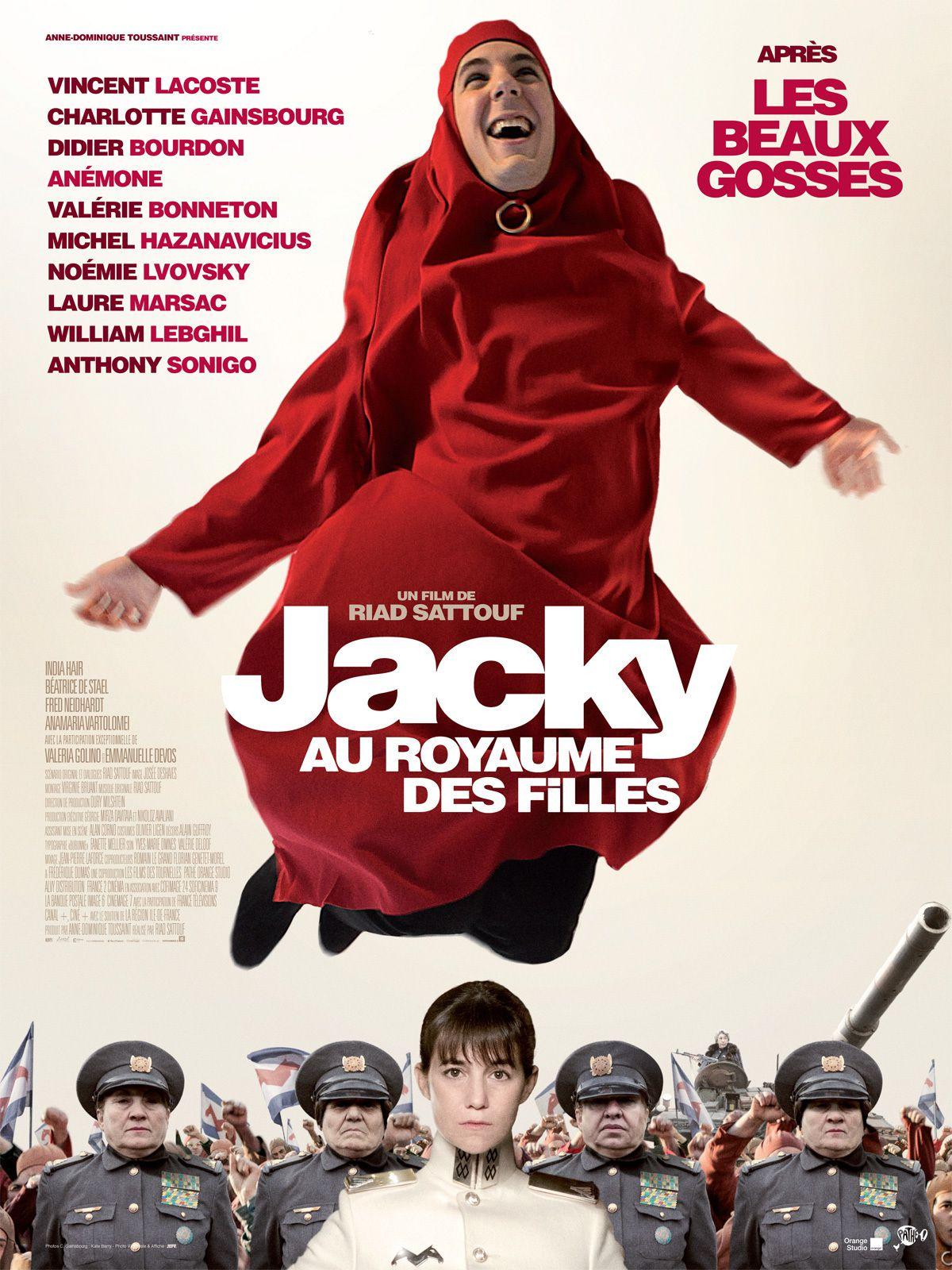 Jacky au royaume des filles - Film (2014)