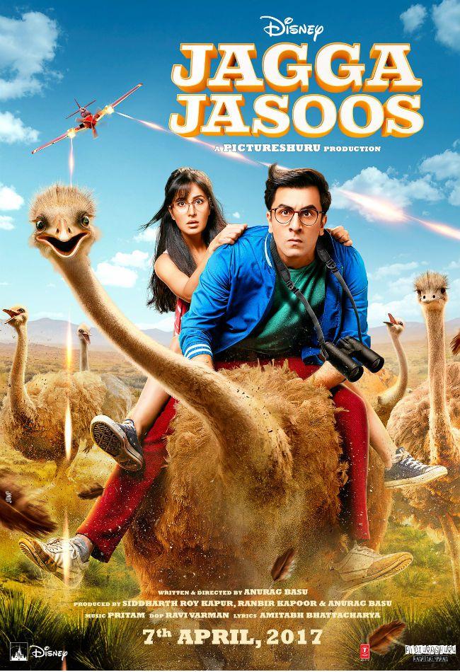 Jagga Jasoos - Film (2016)