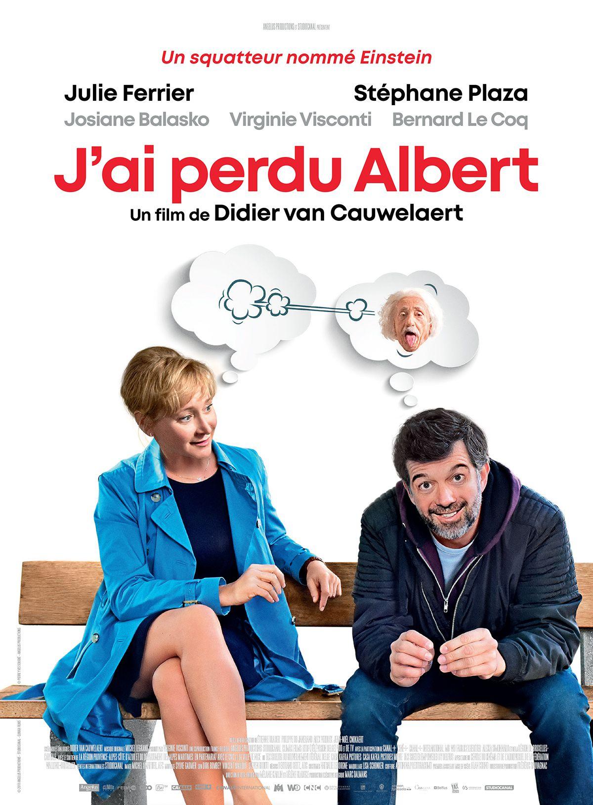 J'ai perdu Albert - Film (2018)