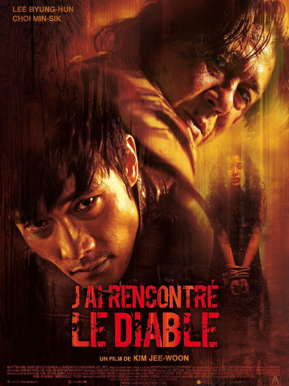 J'ai rencontré le diable - Film (2010)