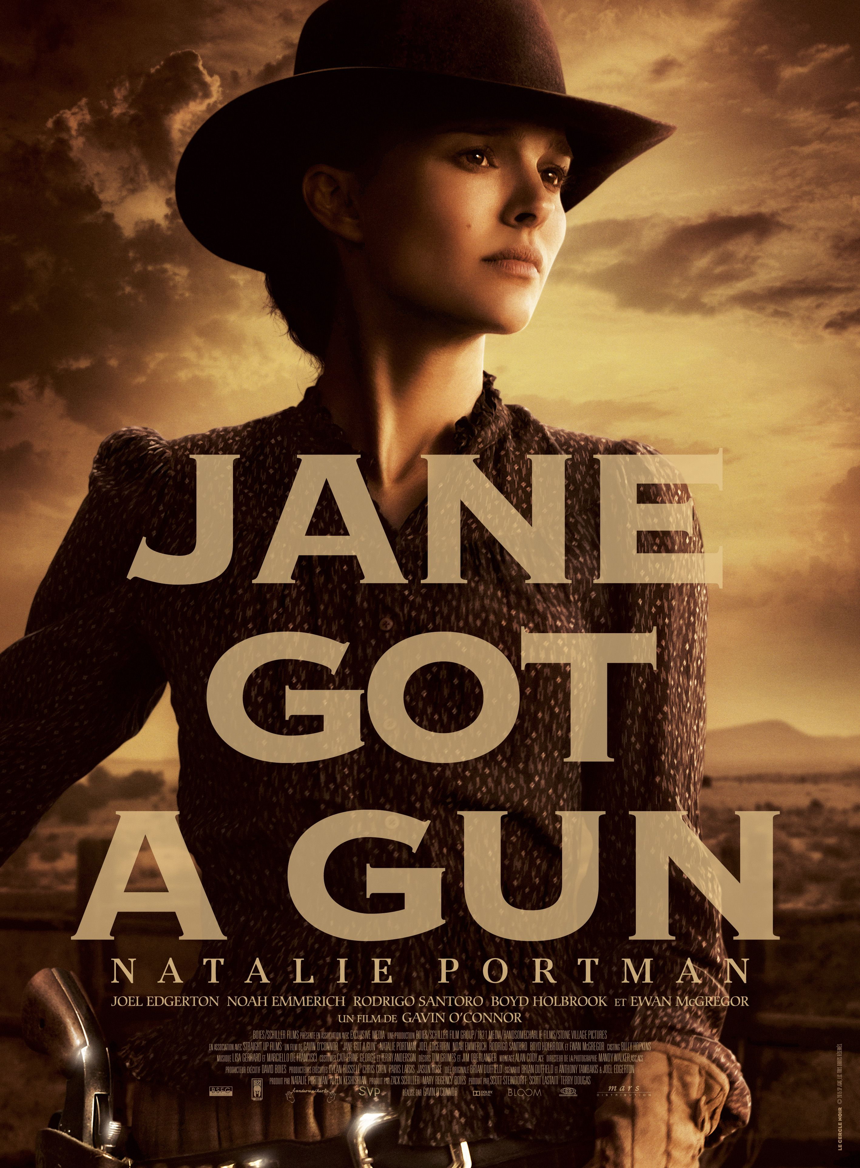 Jane Got a Gun - Film (2016)