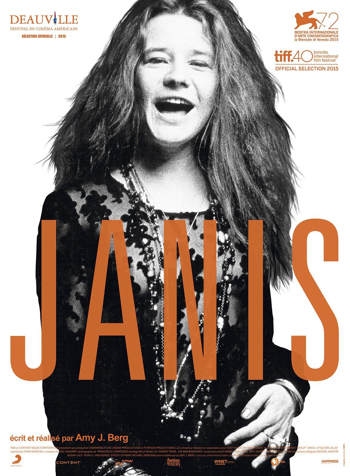 Janis - Documentaire (2015)