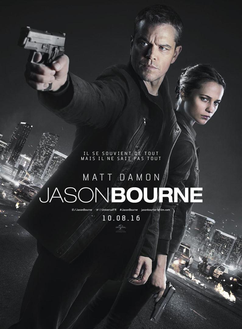 Jason Bourne - Film (2016)