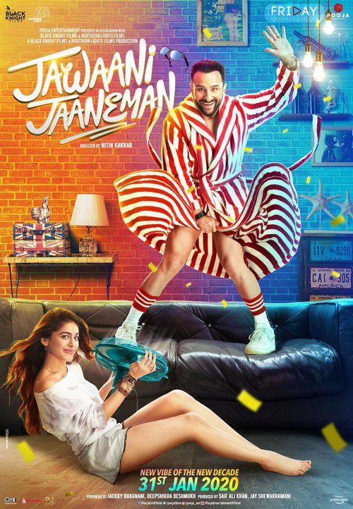 Jawaani Jaaneman - Film (2020)