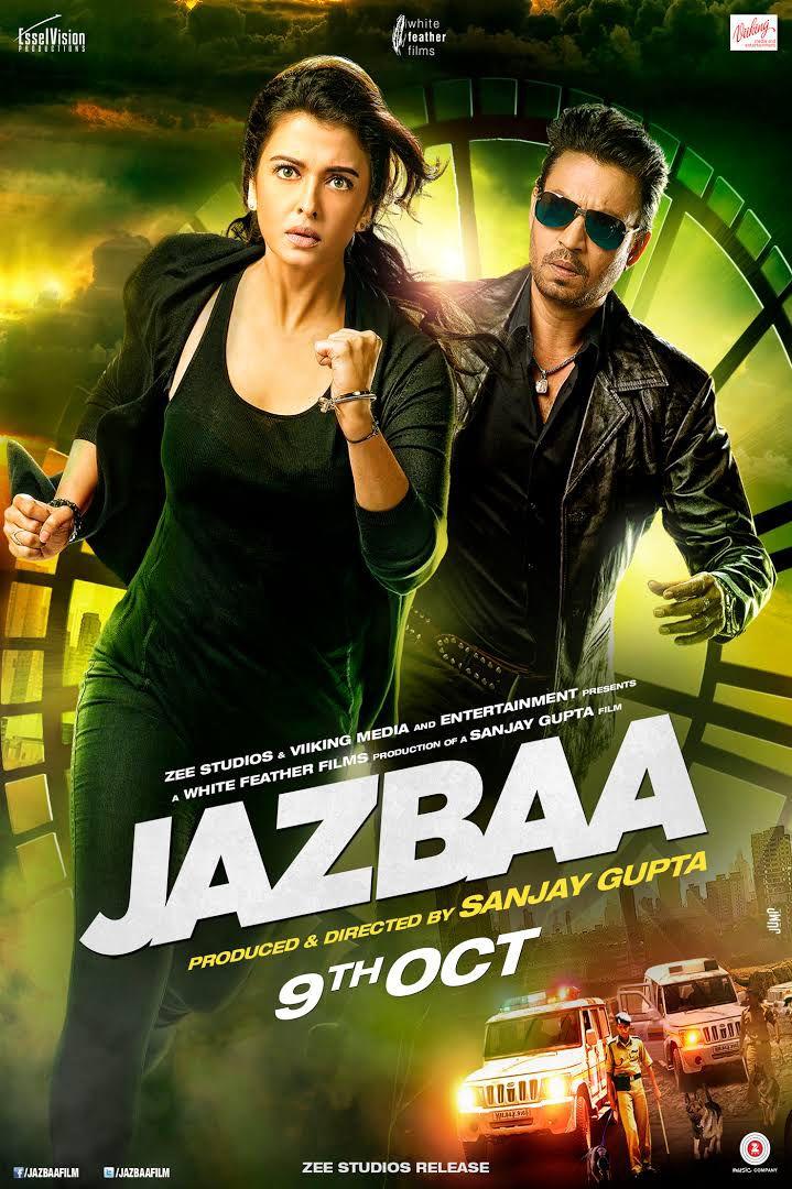 Jazbaa - Film (2015)