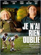 Je n'ai rien oublié - Film (2011)