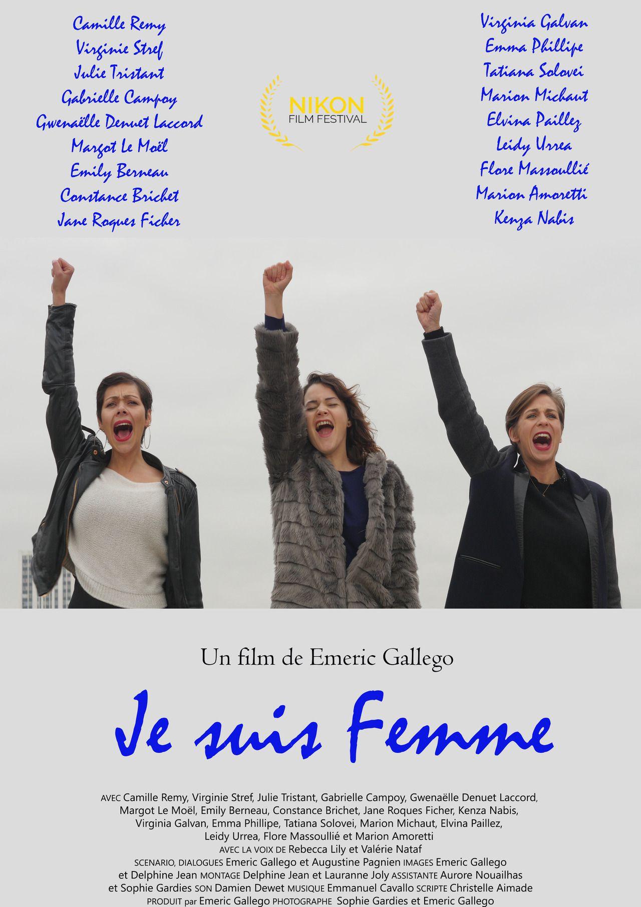 Je suis Femme - Documentaire (2015)