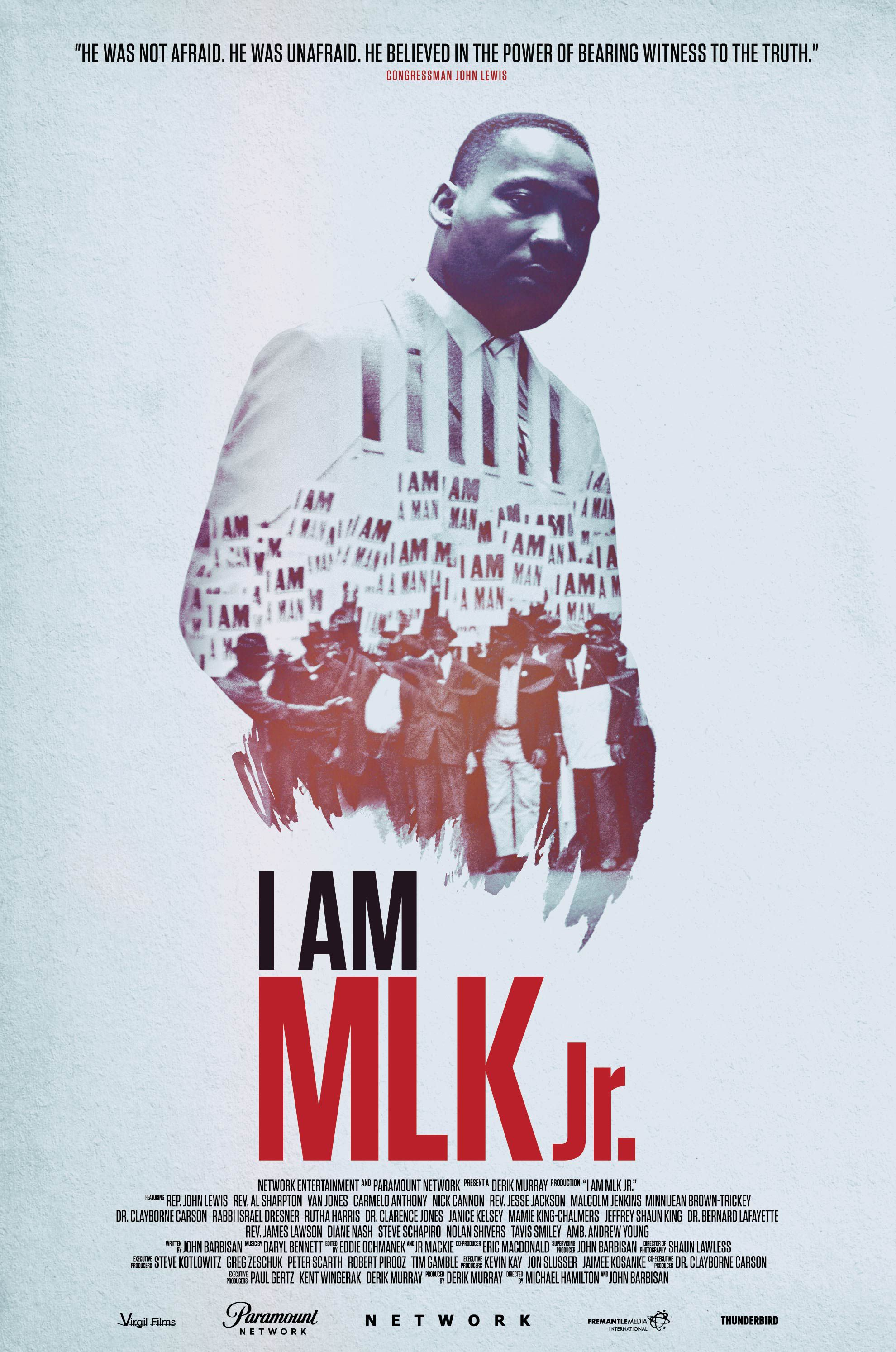 Je suis Martin Luther King - Documentaire (2018)
