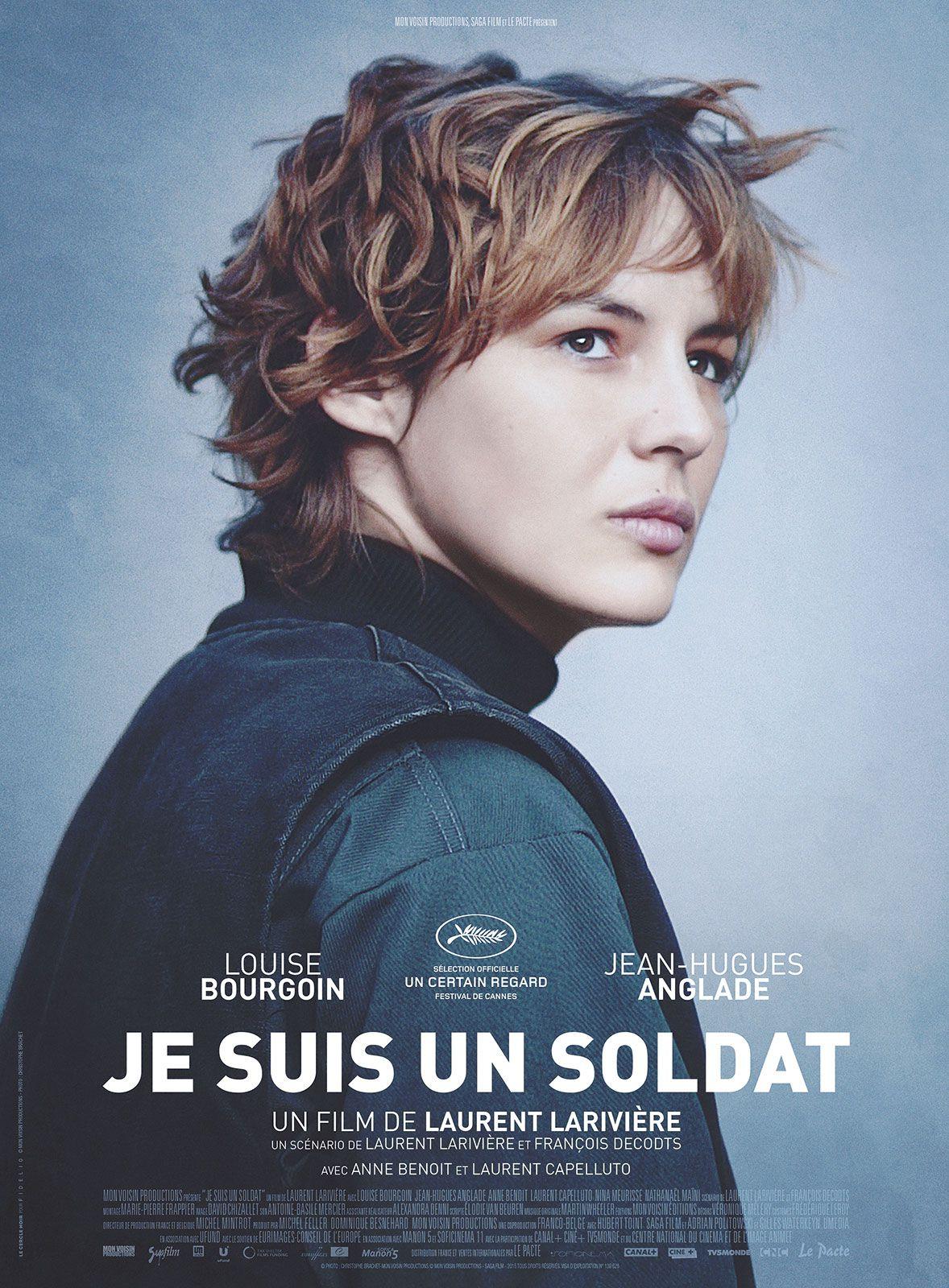 Je suis un soldat - Film (2015)