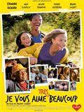 Je vous aime très beaucoup - Film (2010)