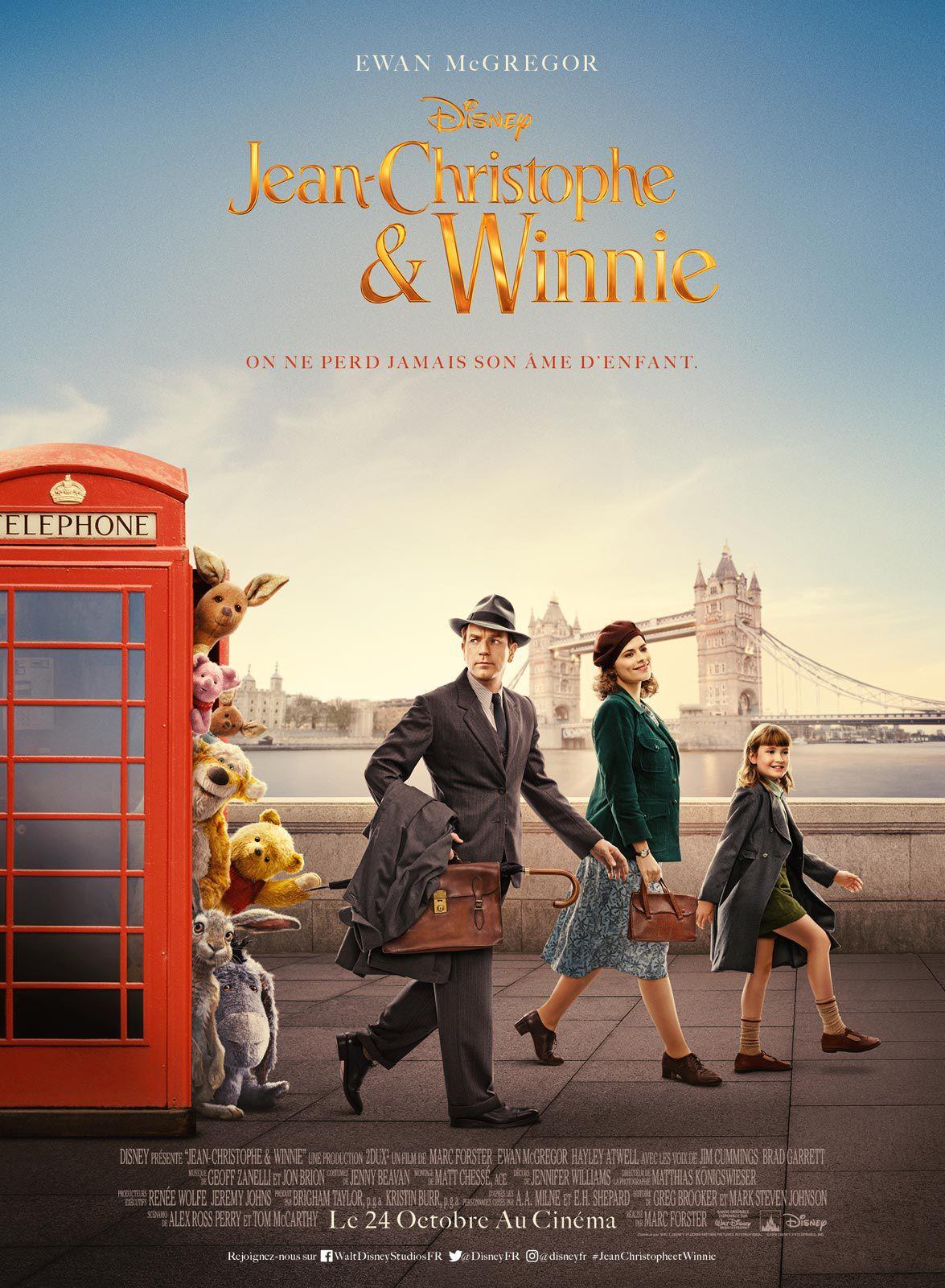 Jean-Christophe & Winnie - Film (2018)