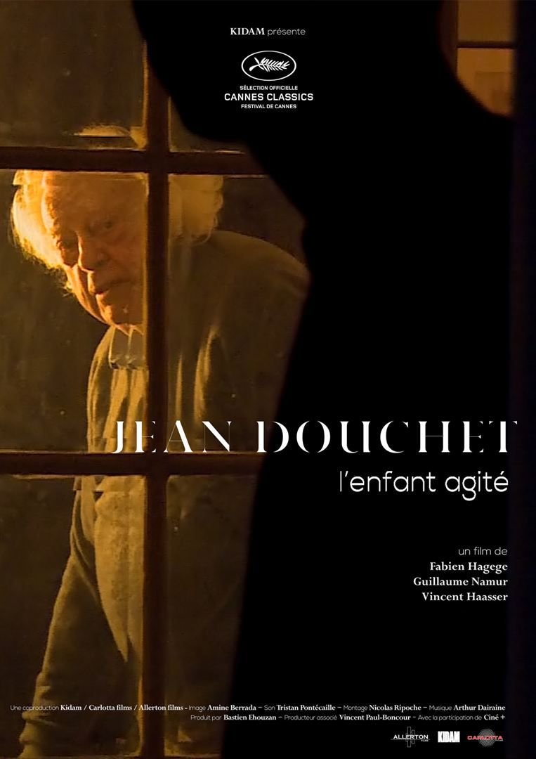 Jean Douchet, l'enfant agité - Documentaire (2018)