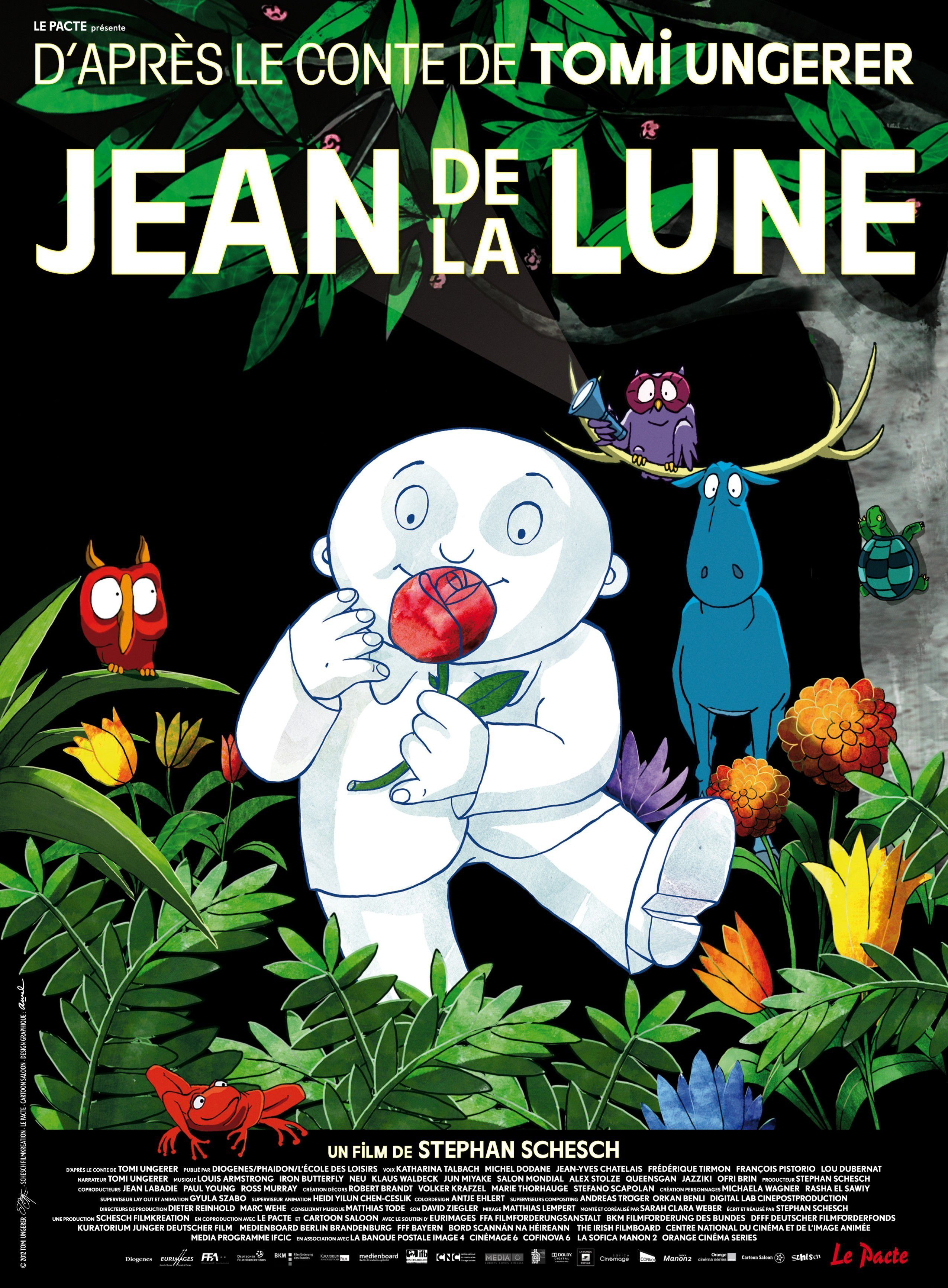 Jean de la Lune - Long-métrage d'animation (2012)