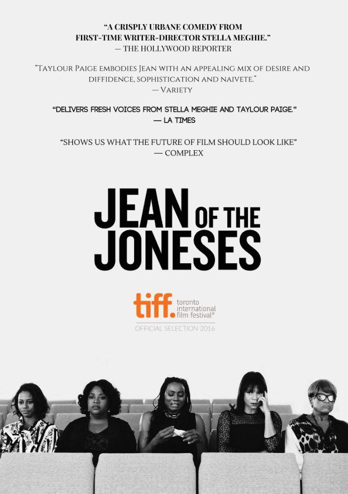 Jean of the Joneses - Film (2016)