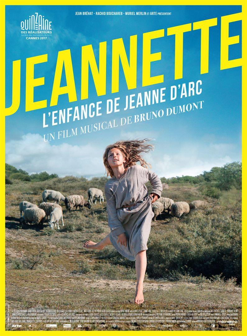 Jeannette, l'enfance de Jeanne d'Arc - Film (2017)