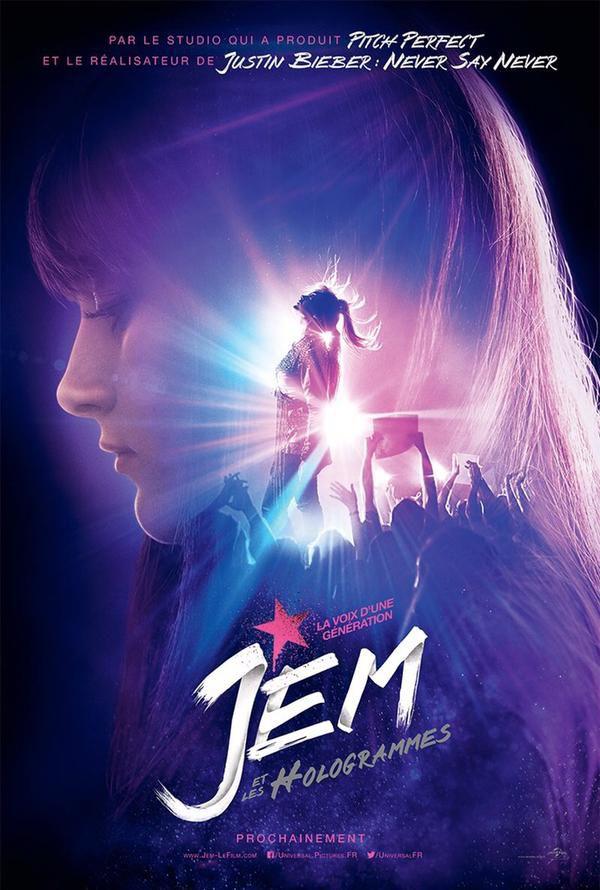Jem et les Hologrammes - Film (2015)