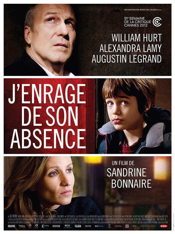 J'enrage de son absence - Film (2012)