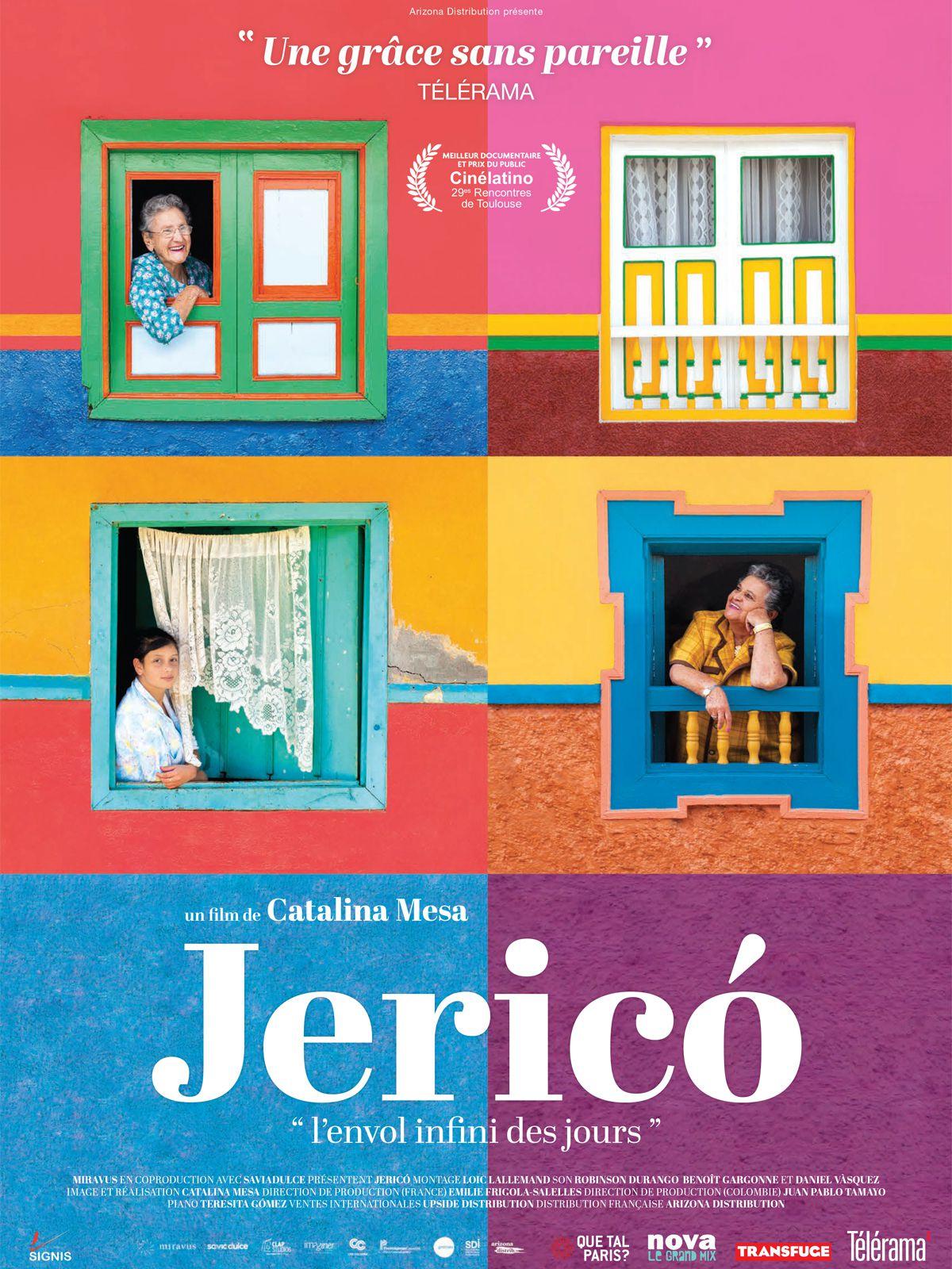 Jericó, le vol infini des jours - Documentaire (2018)