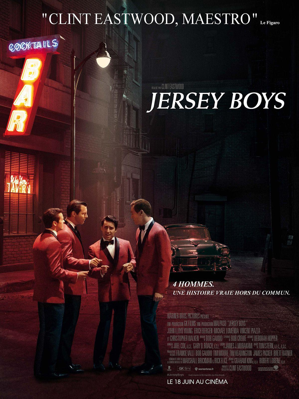 Jersey Boys - Film (2014)