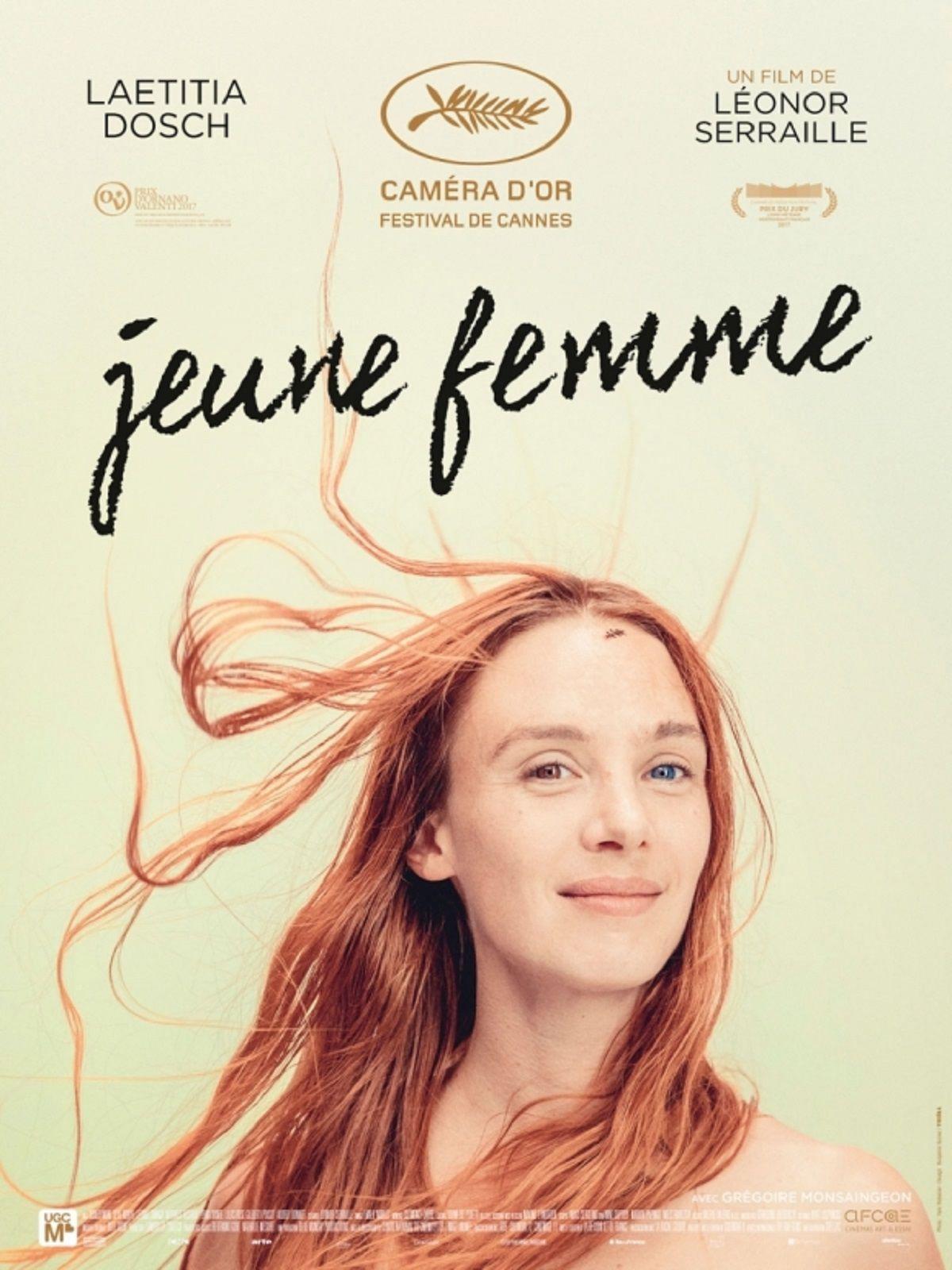 Jeune Femme - Film (2017)