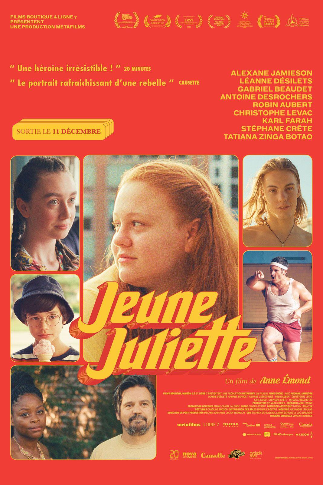 Jeune Juliette - Film (2019)
