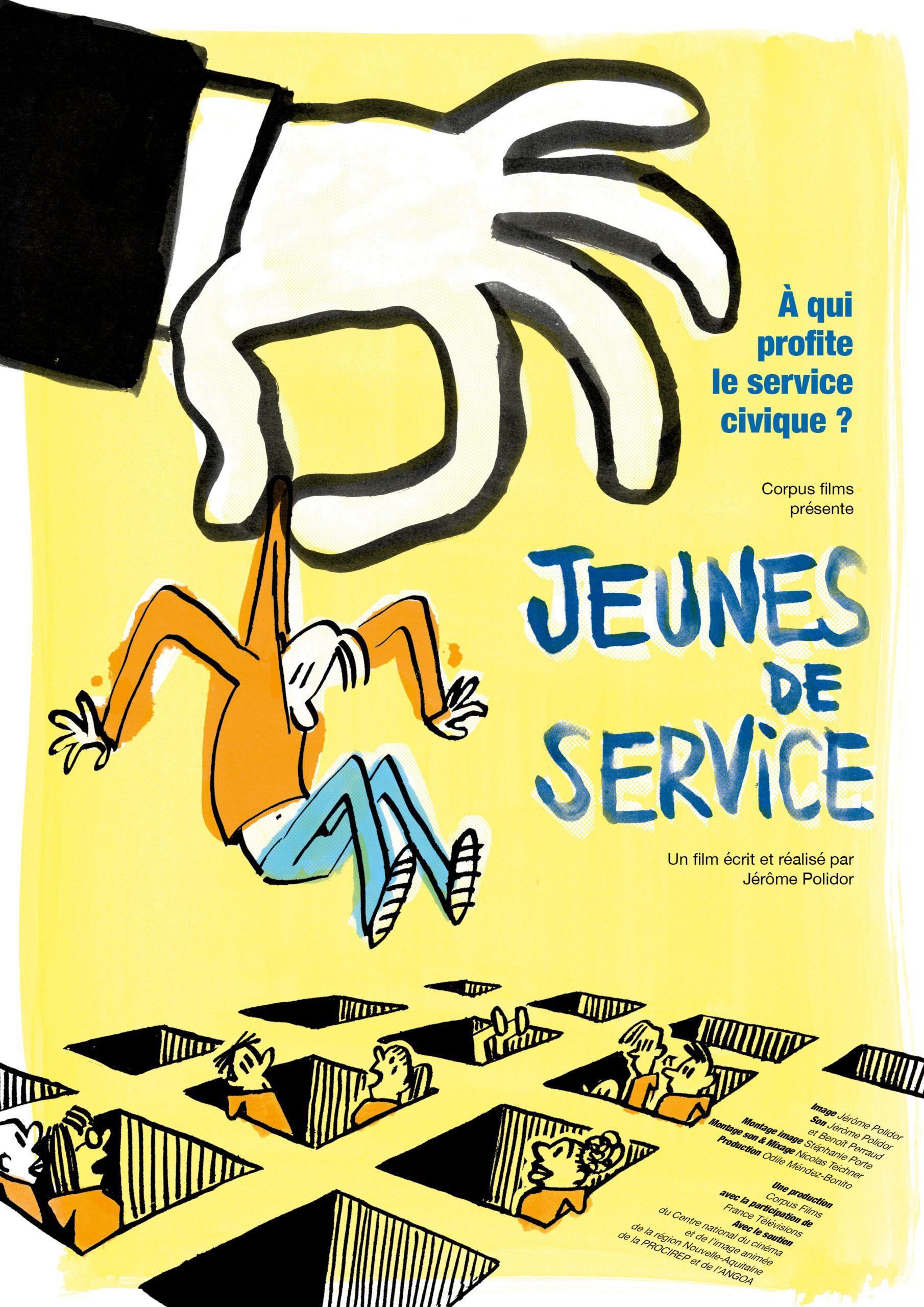 Jeunes de Service - Documentaire (2020)