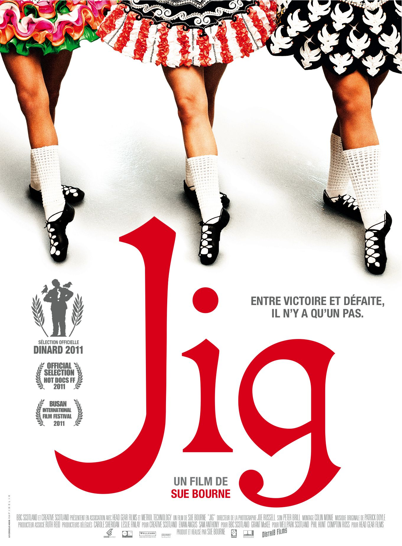 Jig - Documentaire (2011)