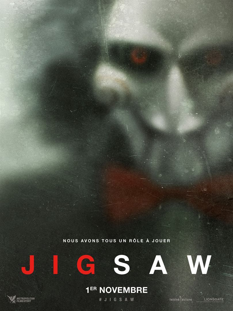 Jigsaw - Film (2017)