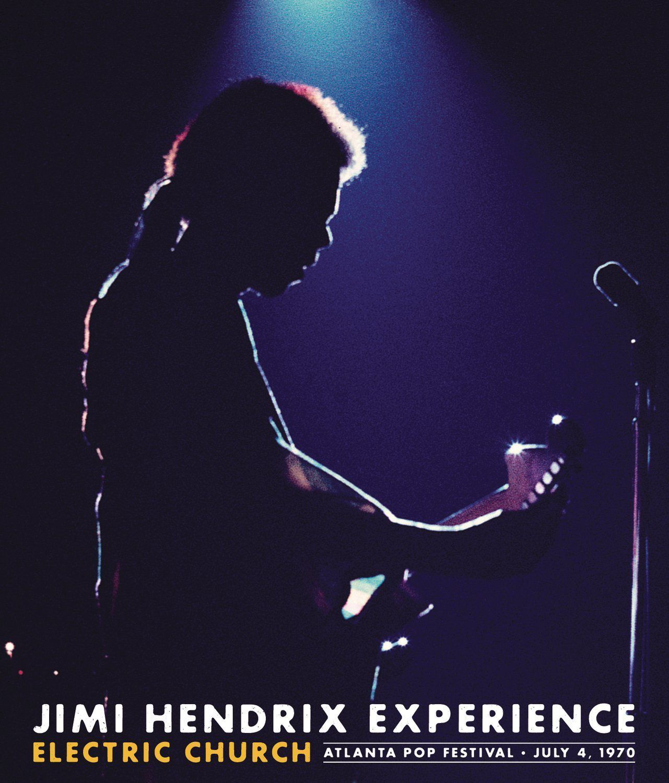Jimi Hendrix: Electric Church - Documentaire (1970)
