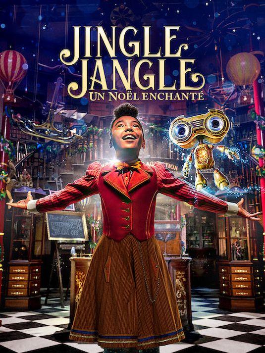 Jingle Jangle: Un Noël enchanté - Film (2020)