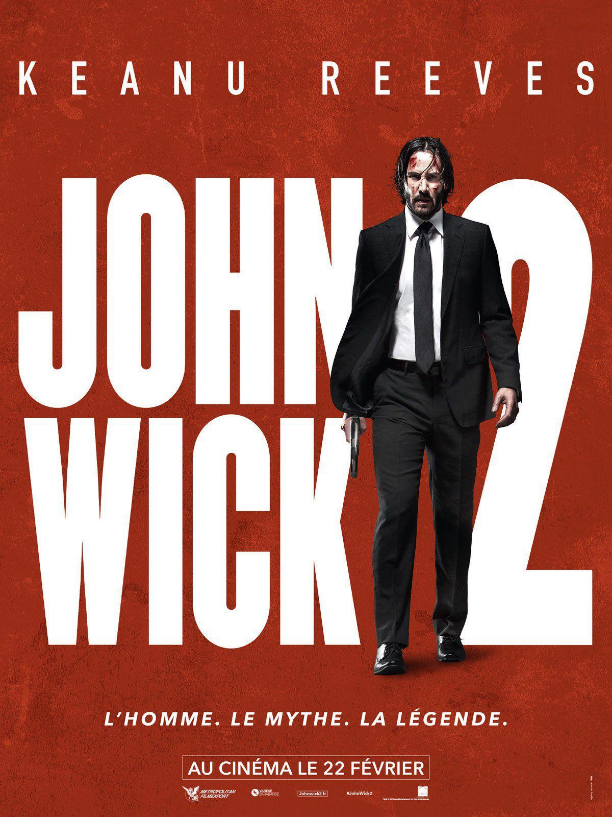 John Wick 2 - Film (2017)