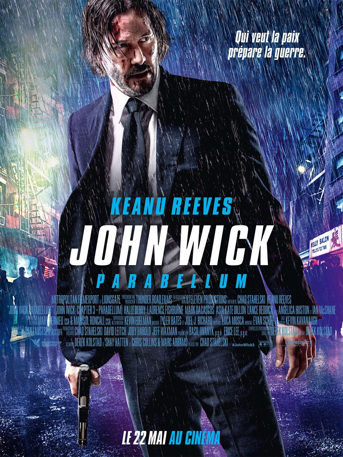 John Wick : Parabellum - Film (2019)