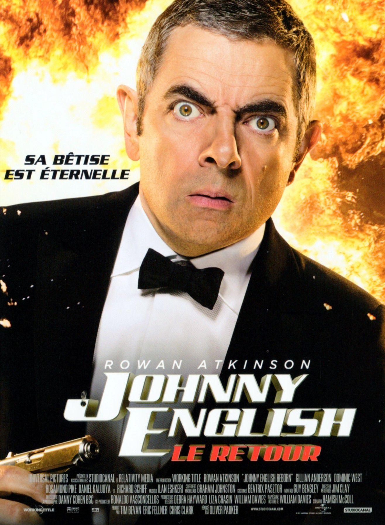 Johnny English : Le Retour - Film (2011)