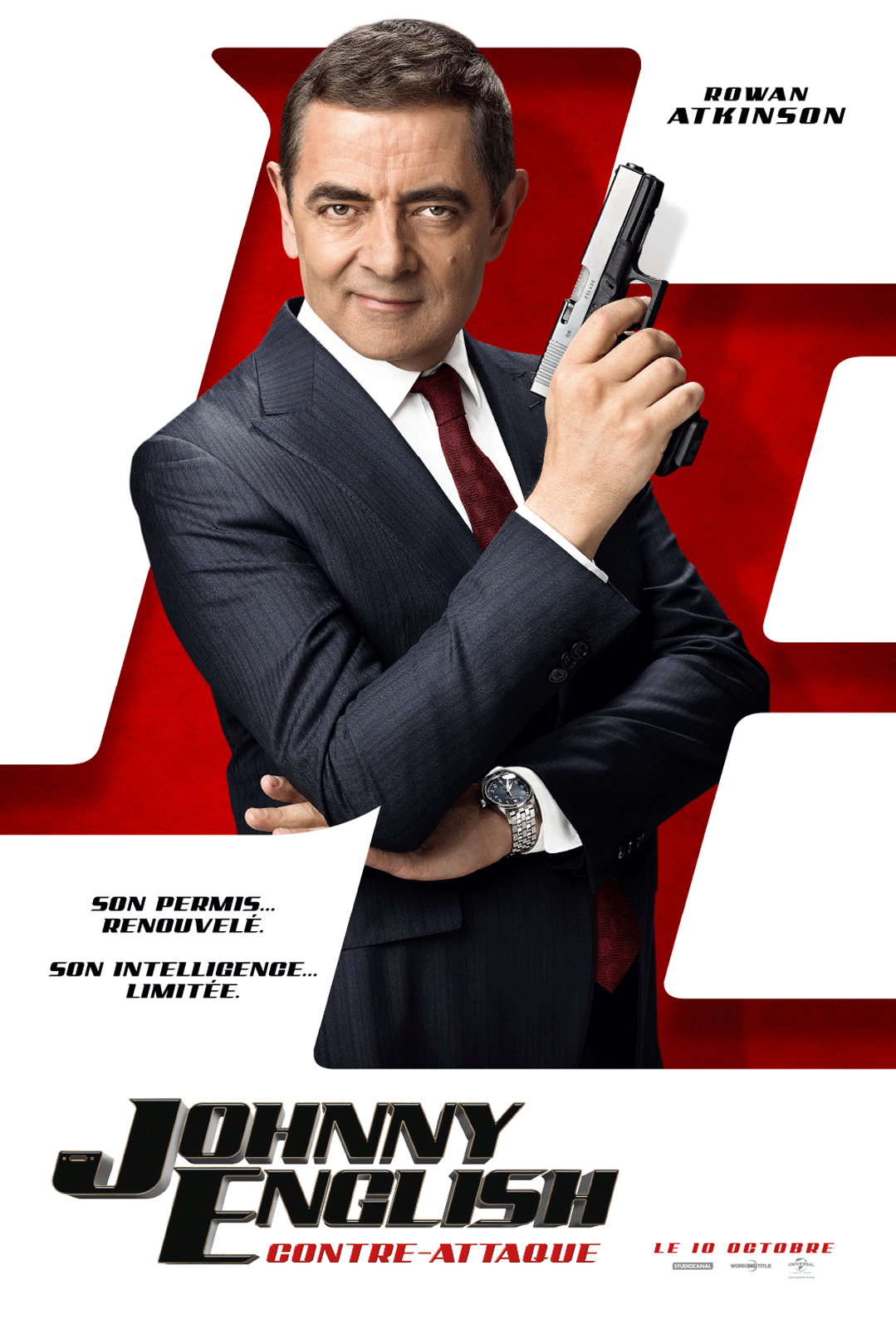 Johnny English contre-attaque - Film (2018)