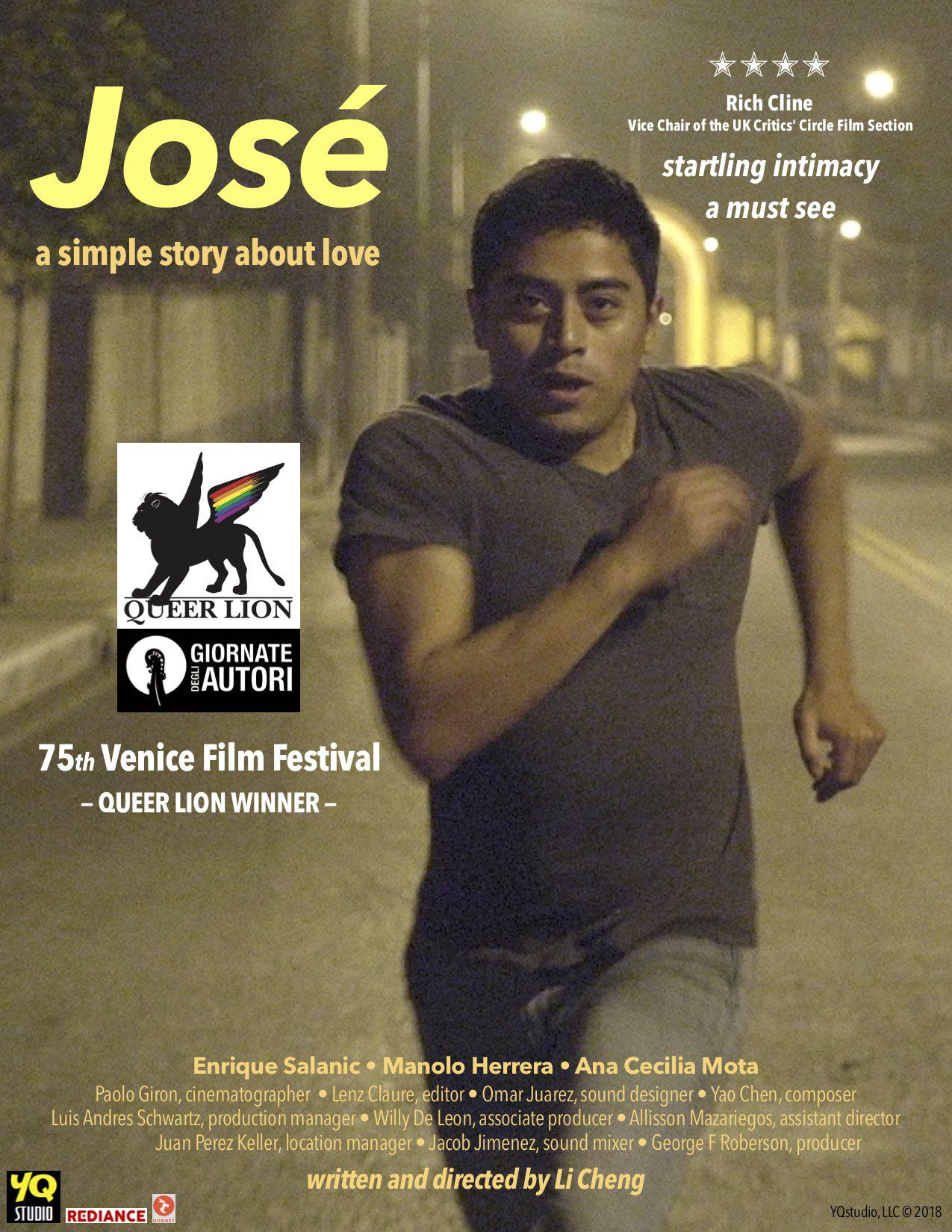 José - Film (2018)