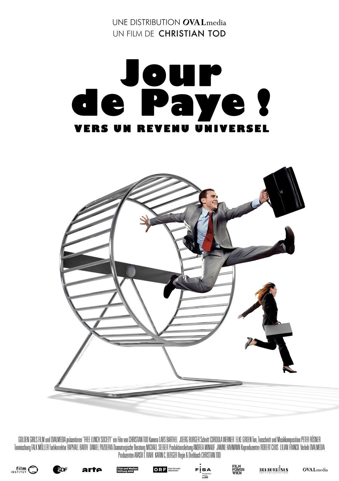 Jour de Paye ! Vers un revenu universel - Documentaire (2018)