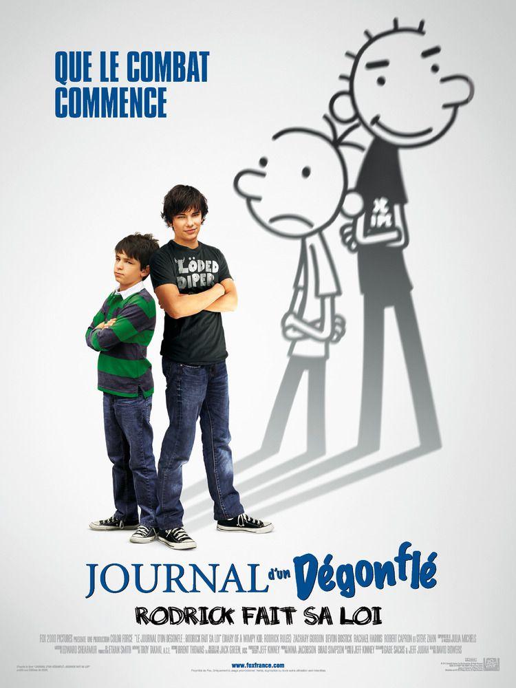 Journal d'un dégonflé : Rodrick fait sa loi - Film (2011)