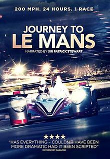 Journey to Le Mans - Documentaire (2015)