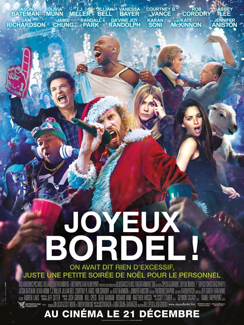 Joyeux bordel ! - Film (2016)